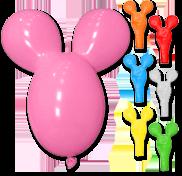 Новогодние Воздушные шары фигурные