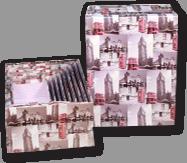 Прямоугольные коробки для подарков набор