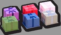 Коробочки для ювелирных изделий