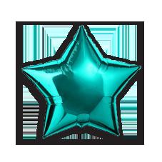 Фольгированные шары фигурные для оформления