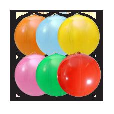Воздушные шары панч-боллы