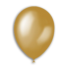 Воздушные шары металлик блестящие