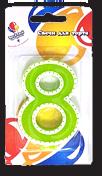 Свечи цифры для торта разноцветные