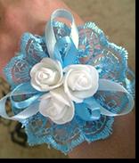 Свадебный браслет подружки невесты