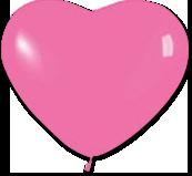 Воздушный шар сердце 14 февраля